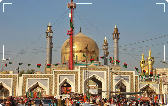 Hazrat Lal Shahbaz Qalandar Sehwan Sharif