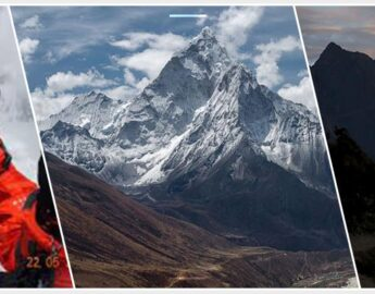 Mount Everest Is Two Feet Taller: China And Nepal