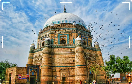 Shah Rukn-e-Alam Multan