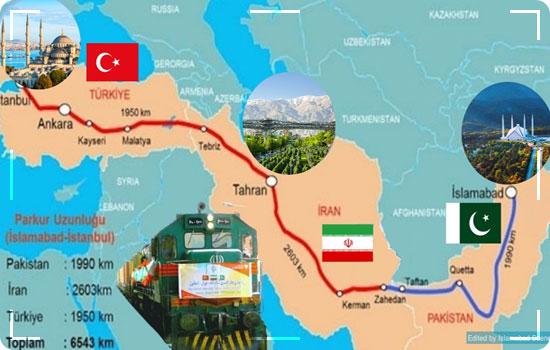 Road map of ITI trains