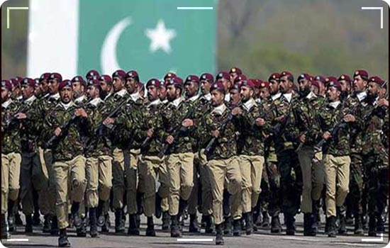 Pakistan 10th Most Powerful Military In World