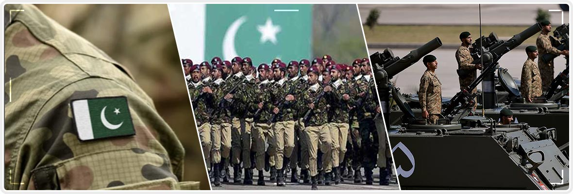 The Pakistani Army Is Now One Of The Ten Most Powerful Forces In The World.