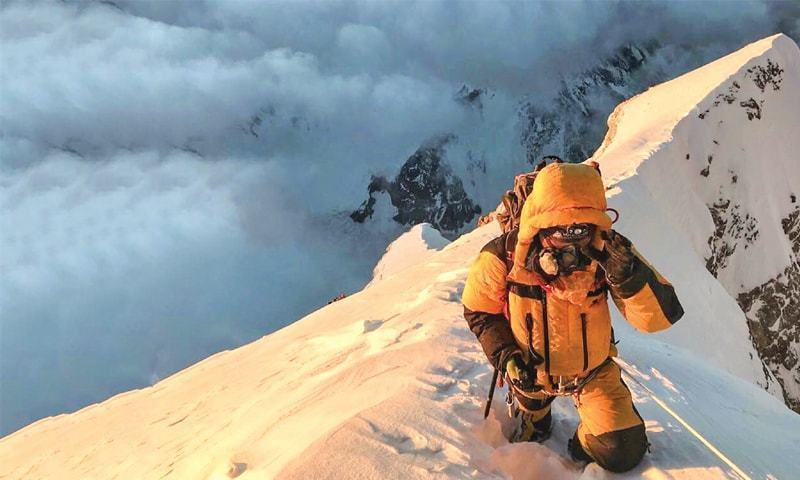 Pakistan's  Mountaineering Community At Annapurna: No Less Than Anyone Else