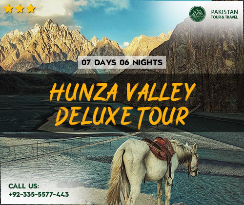 hunza valley tour packages