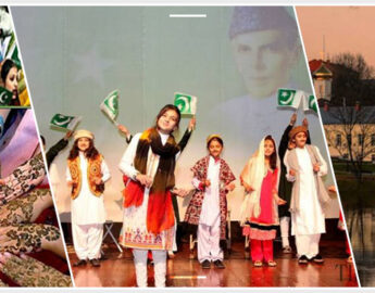Two-week Pakistani Cultural Show Held in Belarus