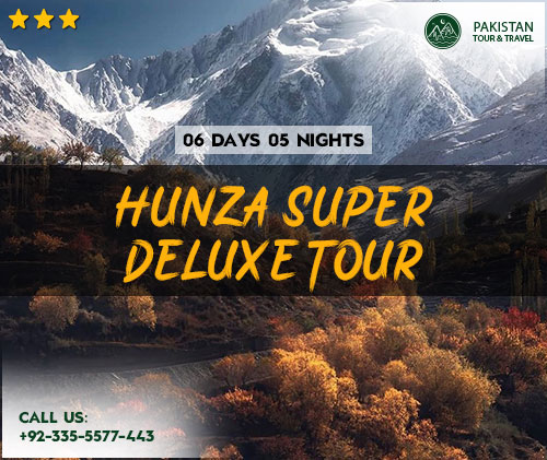 hunza tour packages by Air Tour Packages
