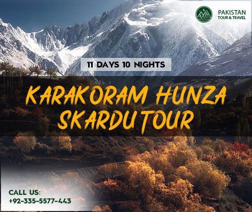 Karakoram Tour for Hunza & Skardu