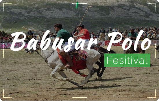 Babusar Polo Festival