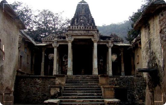 Bhangarh-Fort,-India-