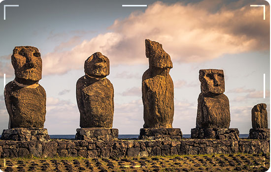 Polynesia Easter Island