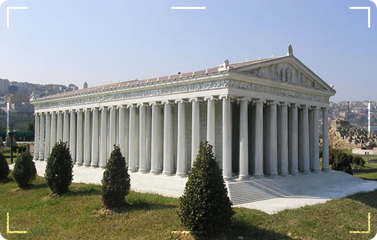List Of Sevens Wonders of the Ancient World