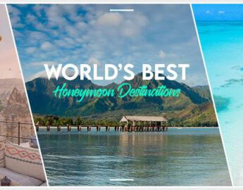 World's Best Honeymoon Destinations Banner