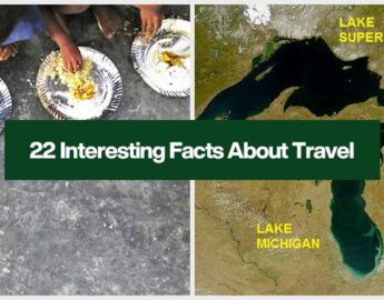 22 Interesting Facts About Travel