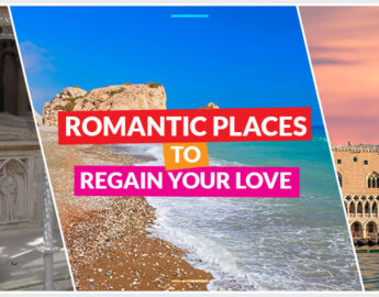 Did You Ever Visited Any Of These Unique Romantic Places?