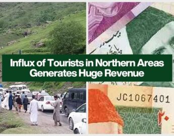 Influx of Tourists in Northern Areas Generates Huge Revenue