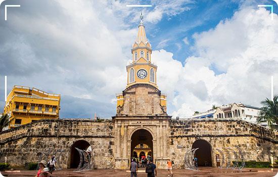 Plaza de los Cochis Colombia