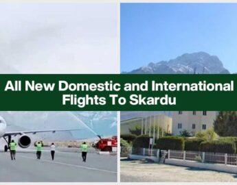 Skardu Is Becoming International Tourist Destination Of Pakistan