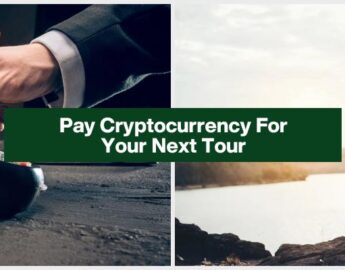 Pay Cryptocurrency For Your Next Tour