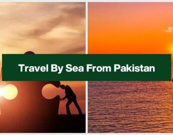 Sea Travel: Travel By Sea From Pakistan