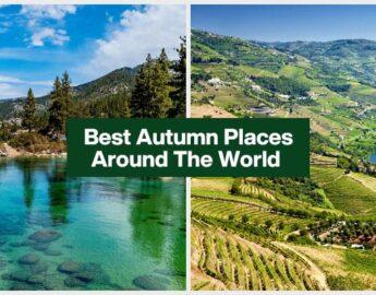 Best Autumn Places Around The World